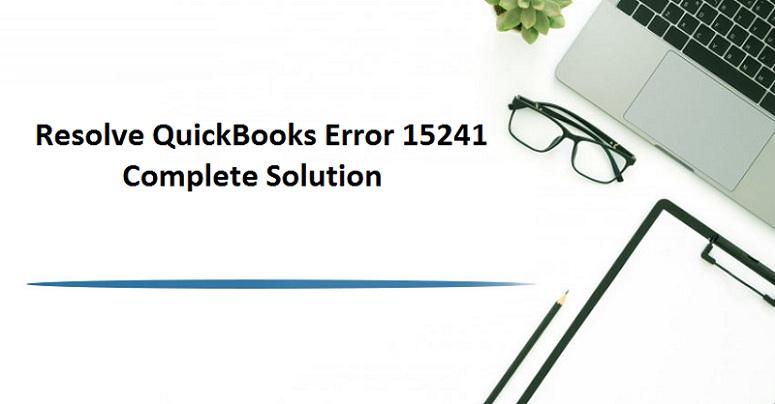 QB Error Code 15241